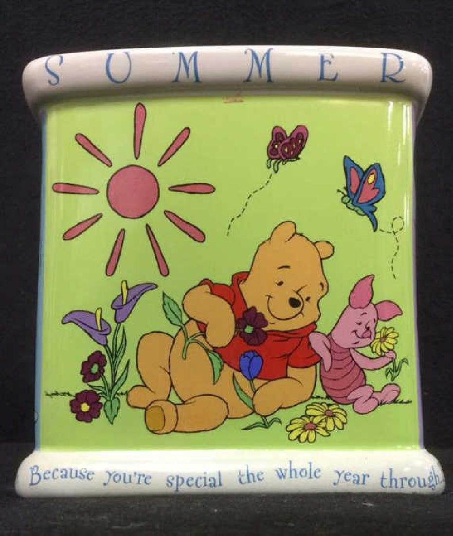 FTD DISNEY WELCOMES Winnie The Pooh Planter - 3