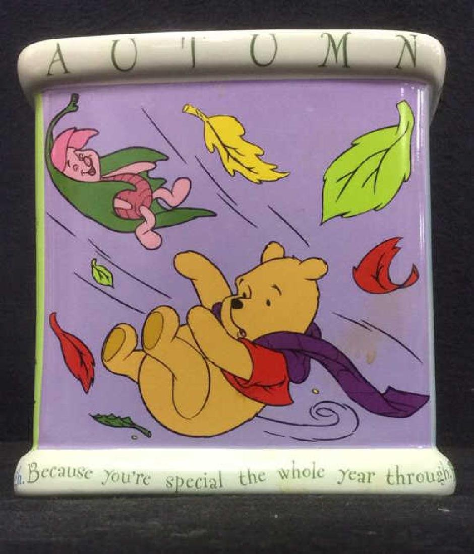 FTD DISNEY WELCOMES Winnie The Pooh Planter - 4
