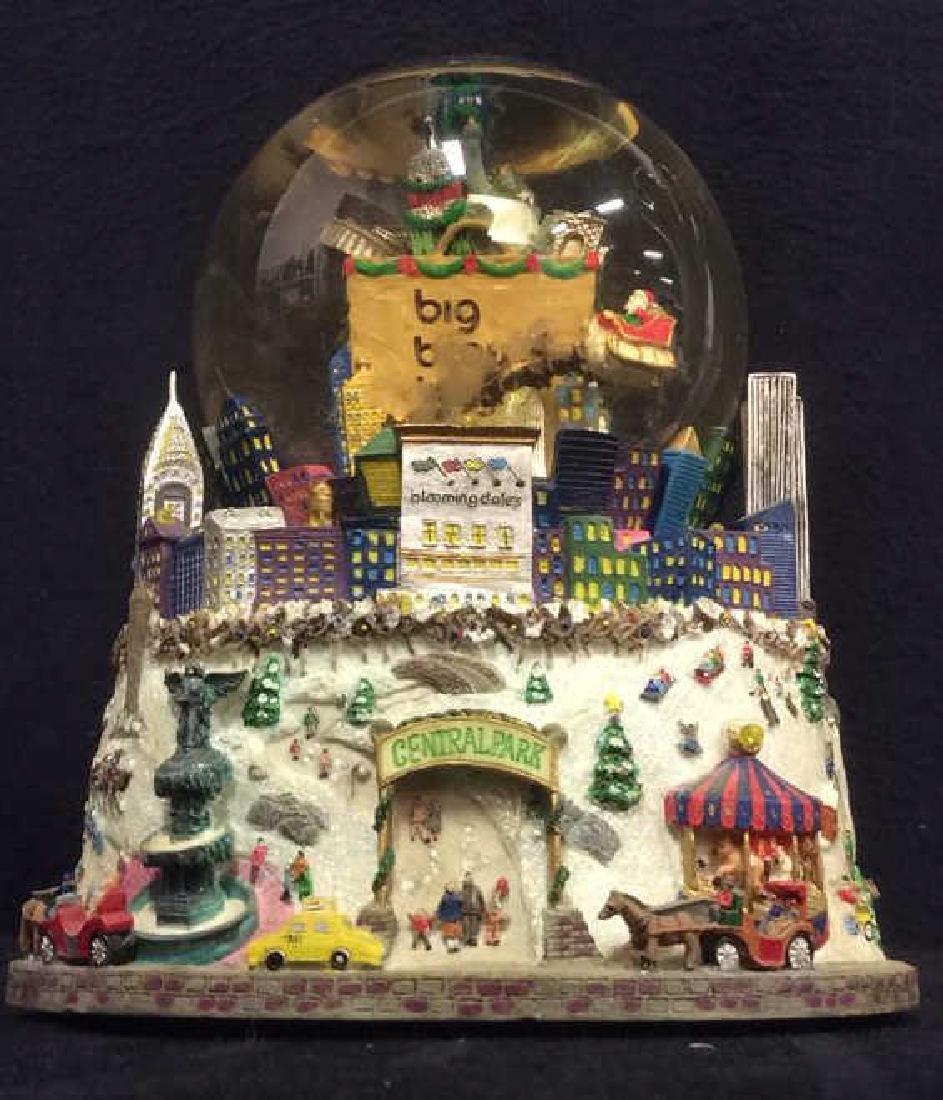 Snow Globe Music Box New York City - 2