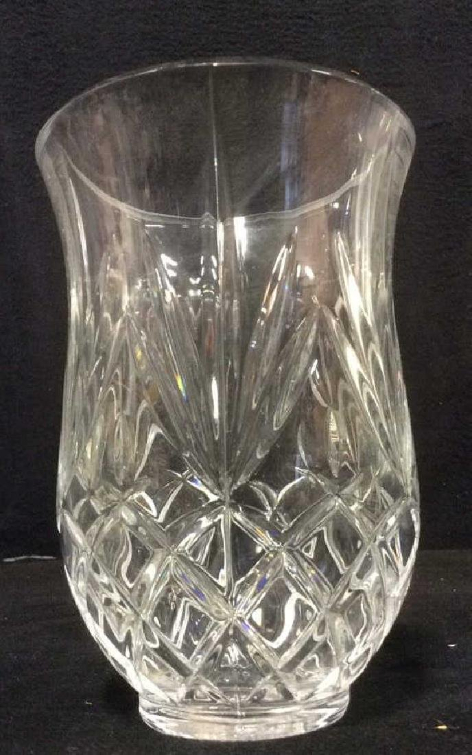 Lot 5 Miscellaneous Crystal & Glass Lot - 5