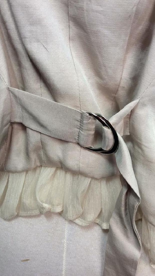 RYU Vintage Beige Beaded Vest - 6
