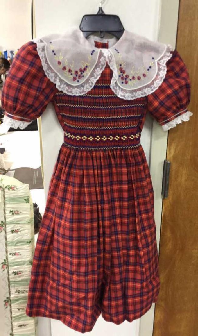 Marie-CHANTAL Designer Girls Party Dress