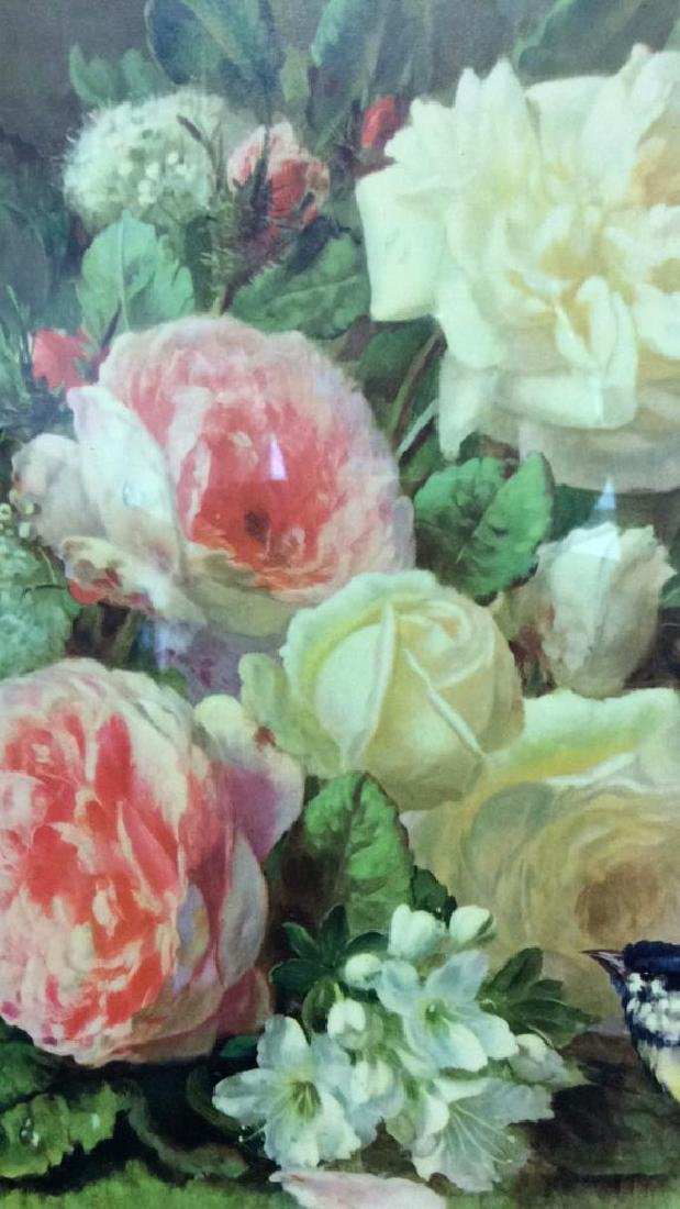 2Professionally Framed Botanical Print - 6