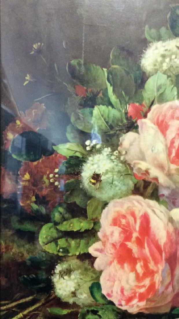 2Professionally Framed Botanical Print - 7