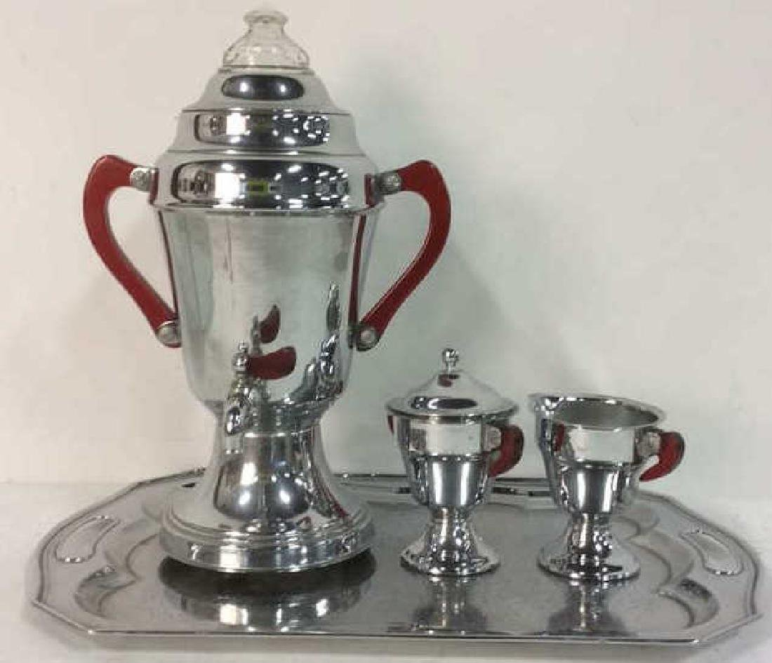 Set Deco Style UNITED Coffee Pot & More