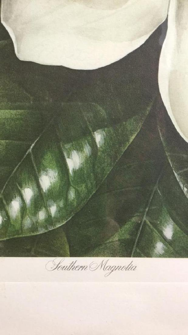 Signed Litho Print by MANABU SAITO - 5