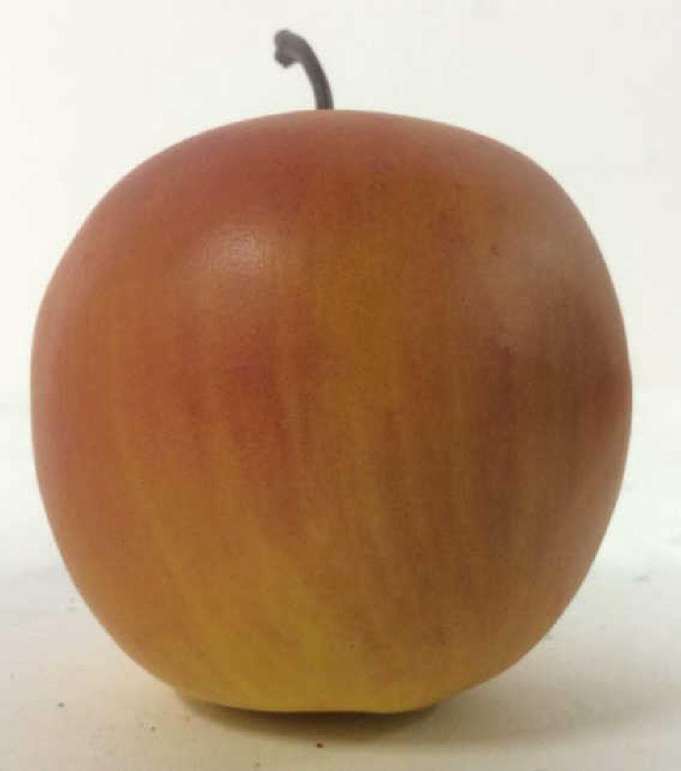 Lot 8 Faux Fruit Apples & Grapes - 5