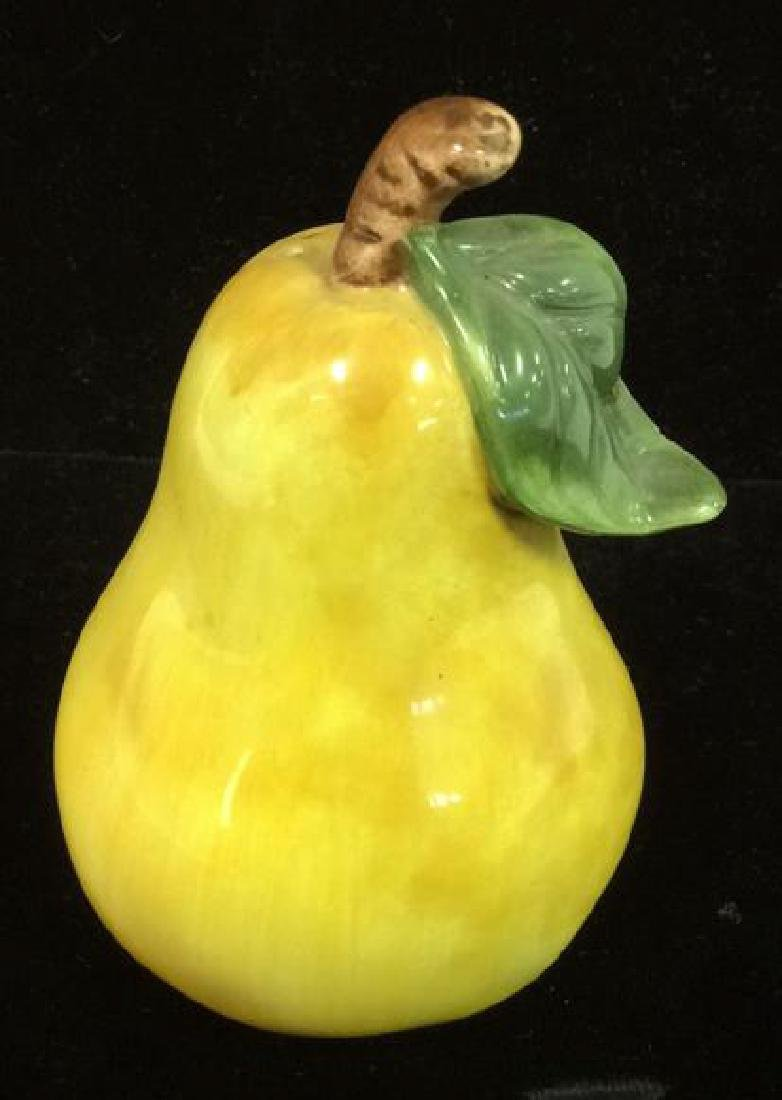 Lot 2 Bird and Pear Salt And Pepper Shaker - 3