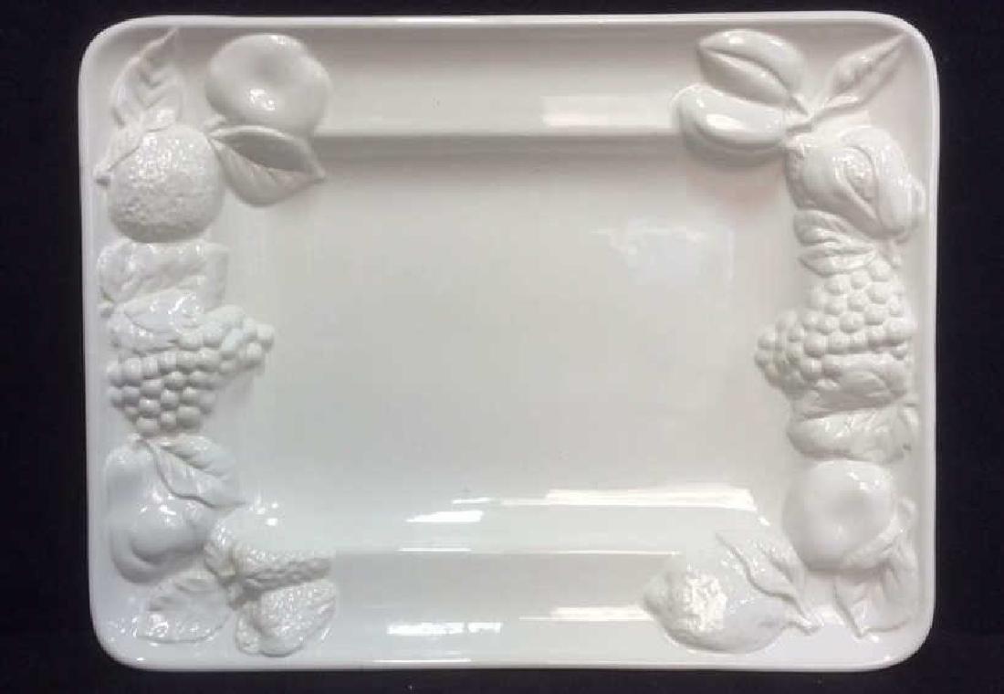KNOBLER CERAMICS ITALY Serving Platter