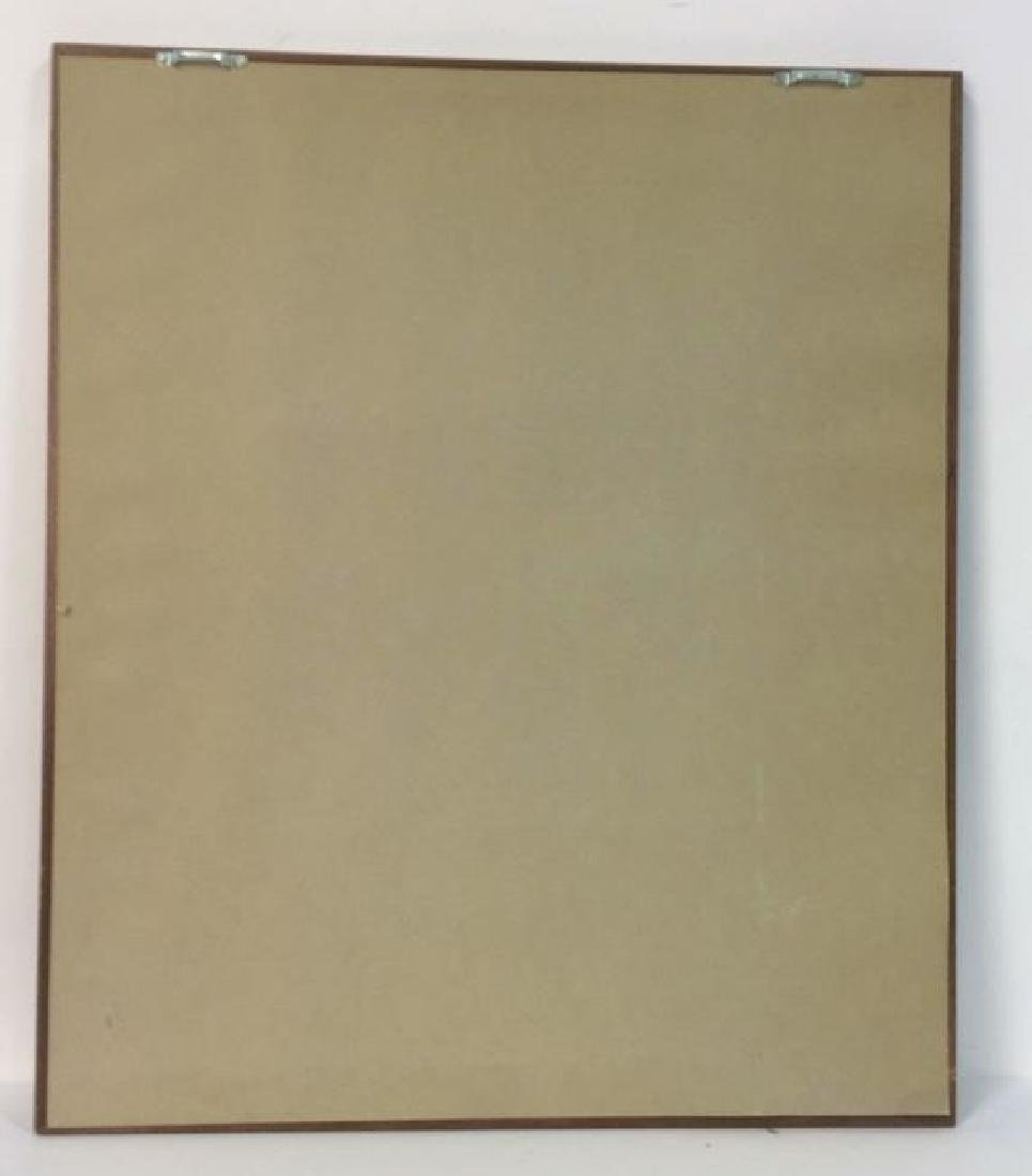 ANNI MOLLER Framed & Matted Barn Yard Print - 6