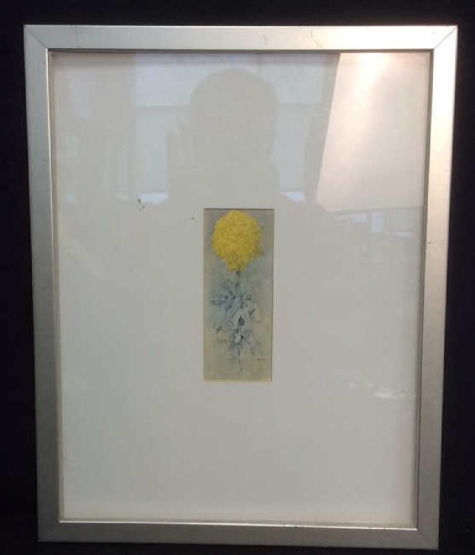 PIET MONDRIAN Framed & Matted Print Art