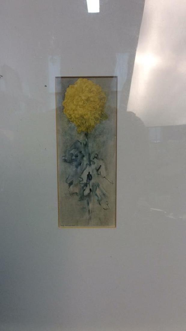 PIET MONDRIAN Framed & Matted Print Art - 2