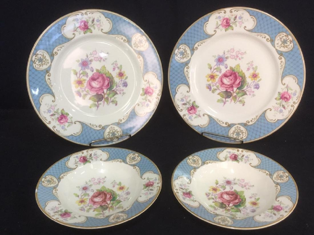 Lot 4 Mayotte Son And Co Tranferware Dishes