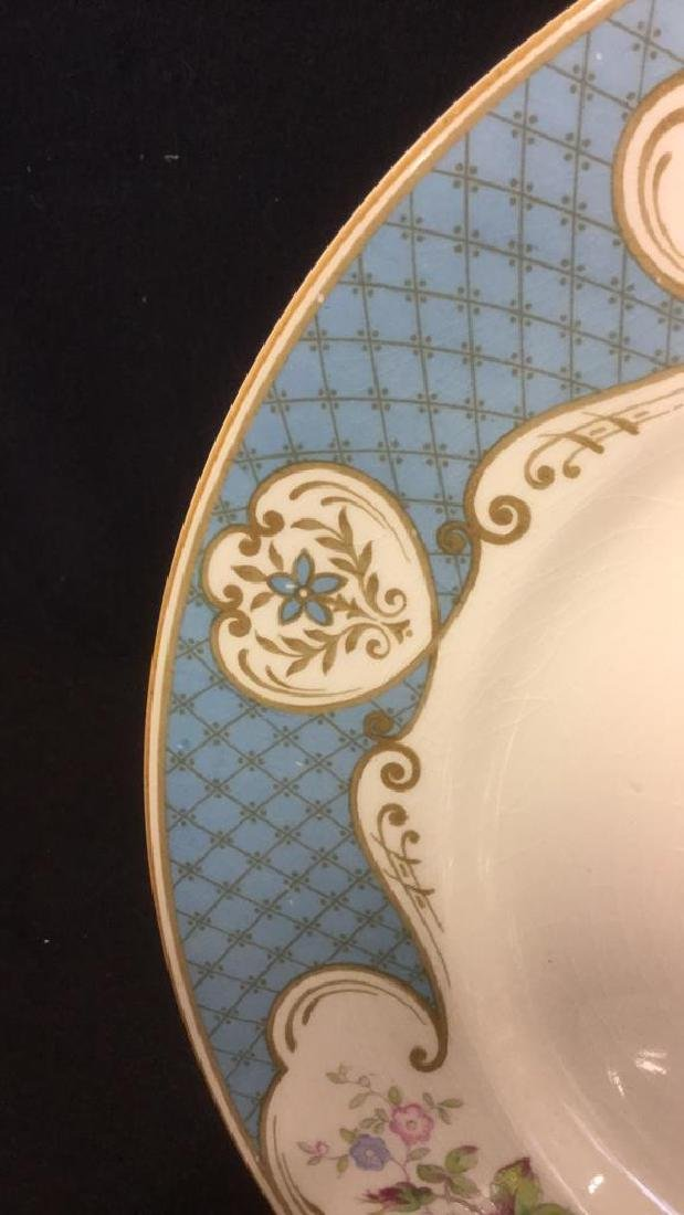 Lot 4 Mayotte Son And Co Tranferware Dishes - 7
