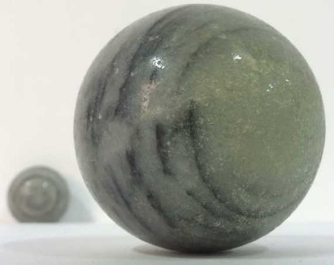Pair Stone Baoding Balls - 2