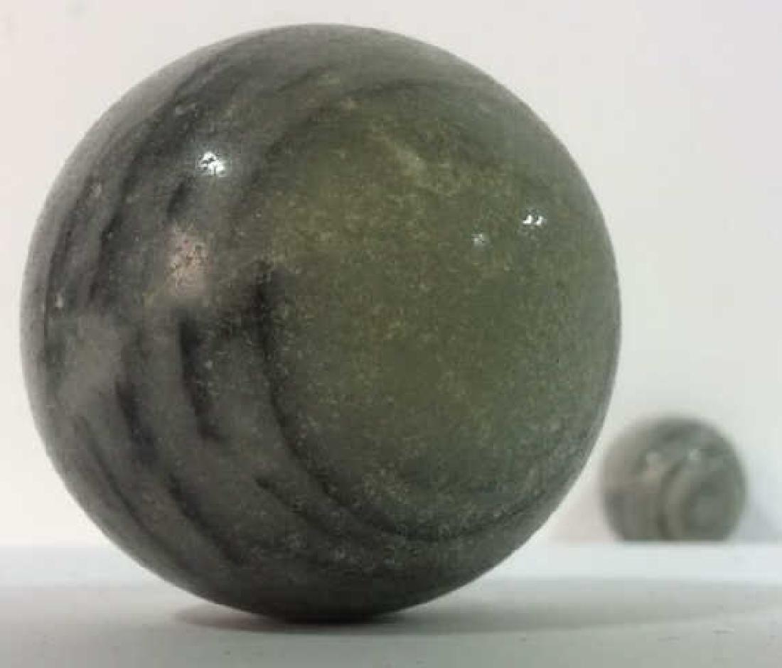 Pair Stone Baoding Balls - 3
