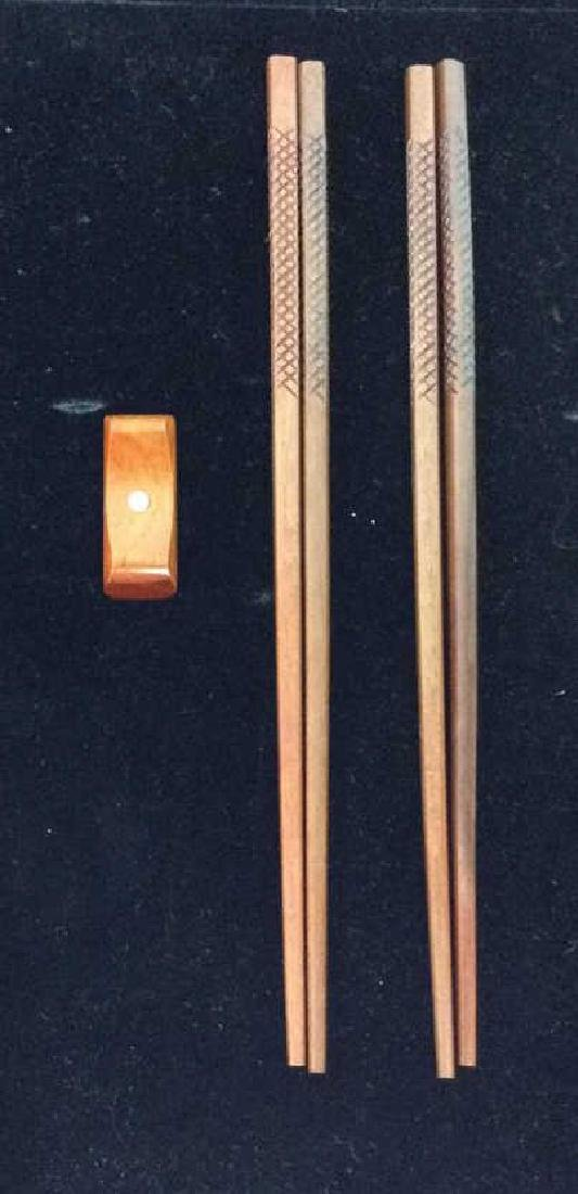 Wooden Chopsticks in Gift Box - 6
