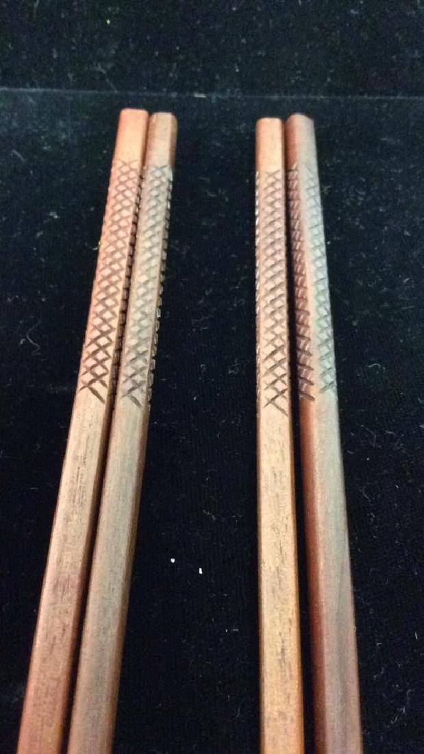Wooden Chopsticks in Gift Box - 7
