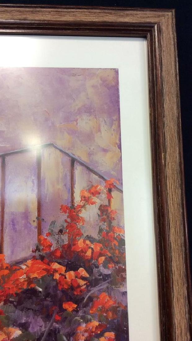 Framed Mary Schaefer Villa Antiqua Poster - 7