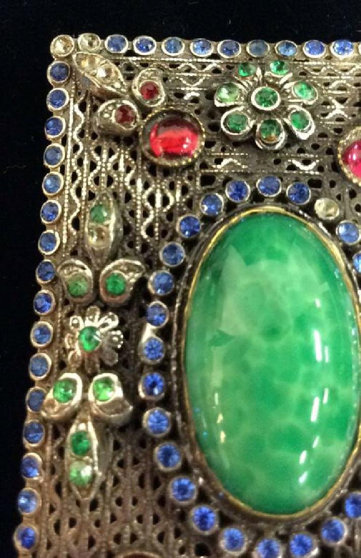 Vintage Brooch Pin Costume Estate Jewelry - 8