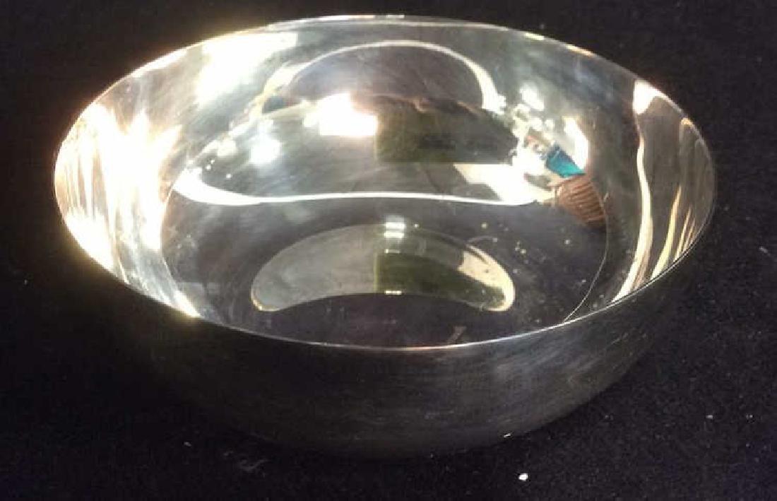 CHRISTOFLE Silver Toned Bowl