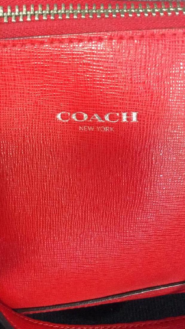 Lot 2 Women's Purses Coach Pocketbook - 6