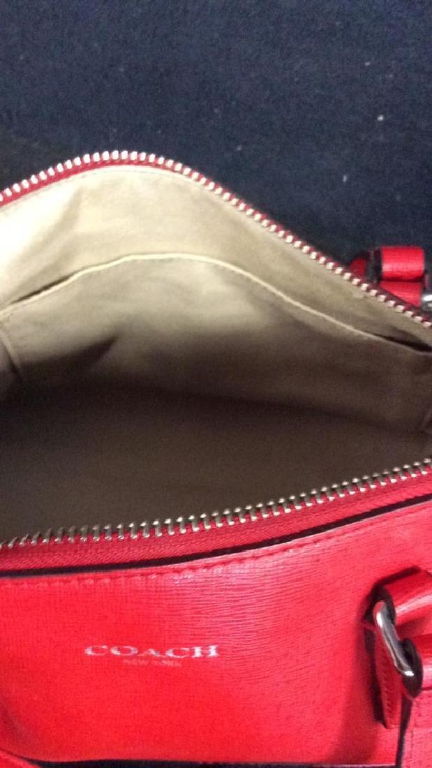 Lot 2 Women's Purses Coach Pocketbook - 7