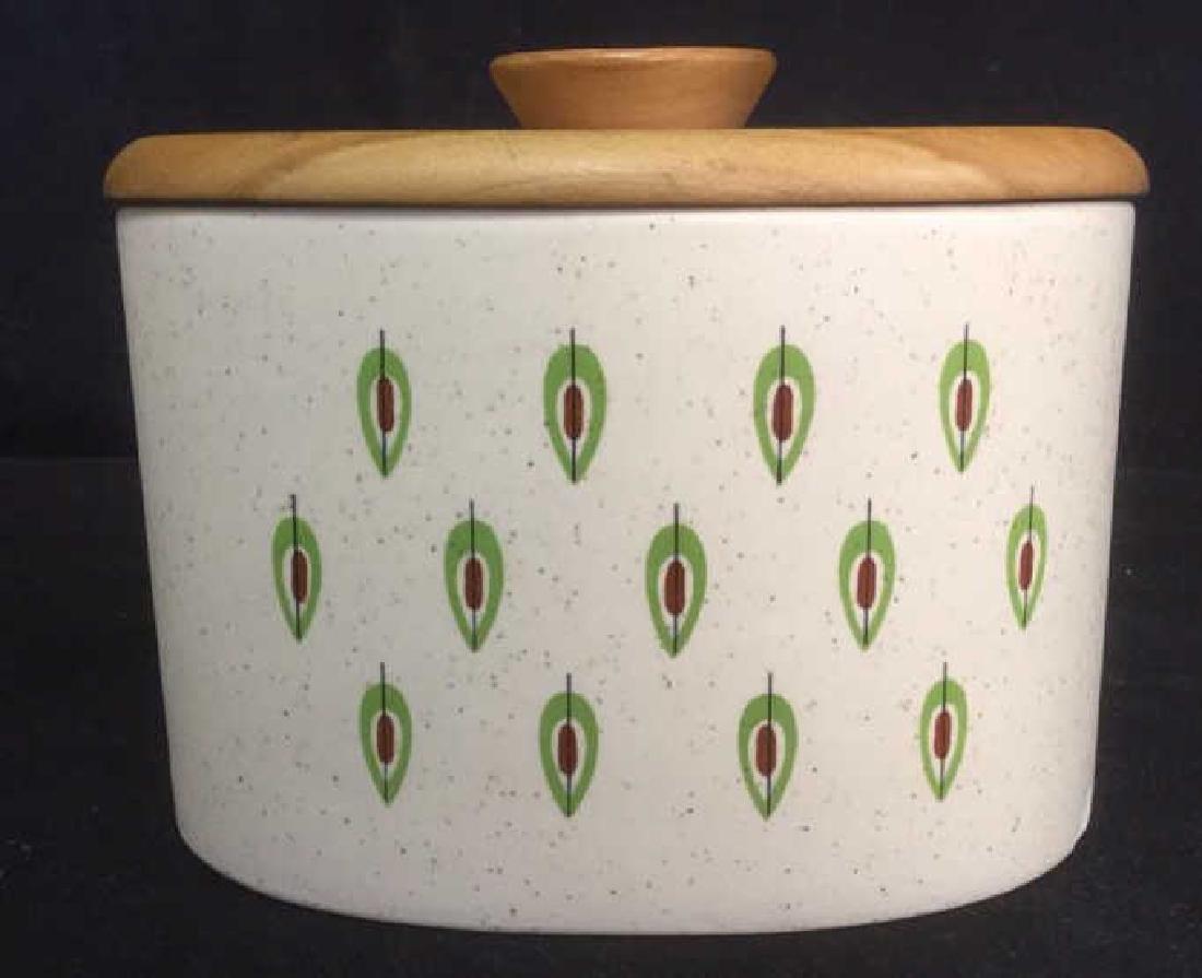 Lot 7 Ceramic Spice Jars Cannisters - 2