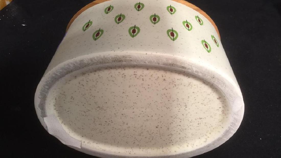 Lot 7 Ceramic Spice Jars Cannisters - 7