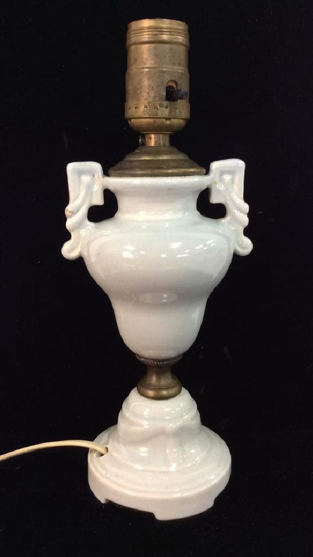Asian Style Porcelain Vase Table Lamp