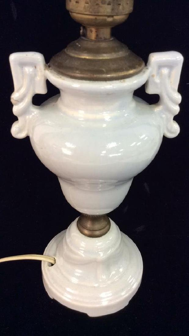 Asian Style Porcelain Vase Table Lamp - 2