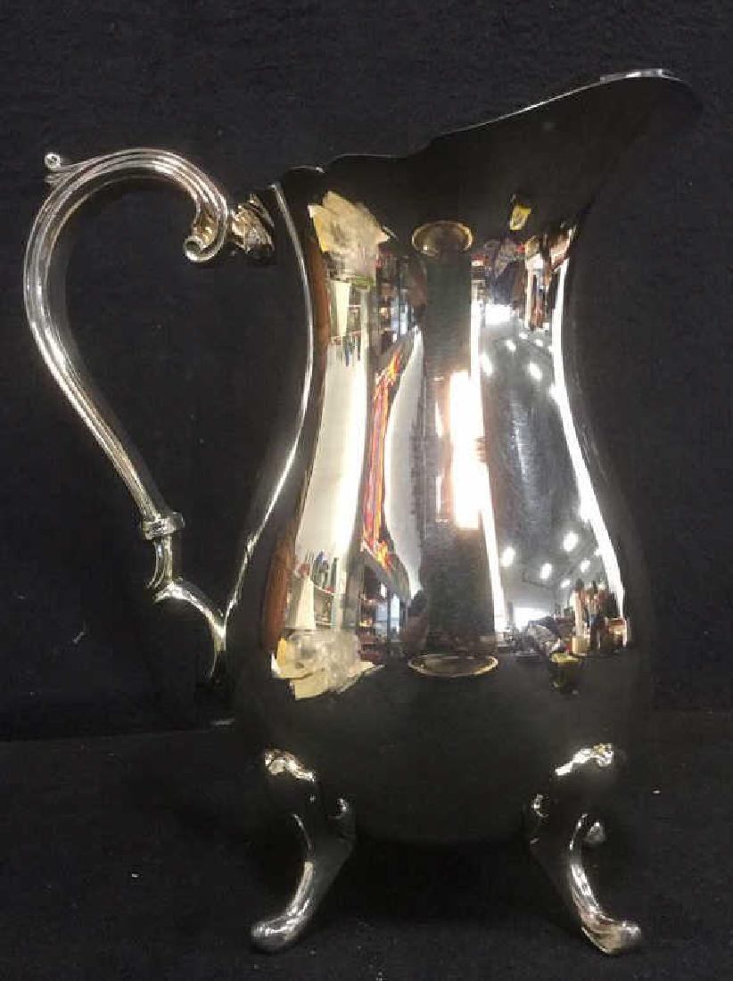 ENGLISH SILVER MFG CORP Footed Pitcher