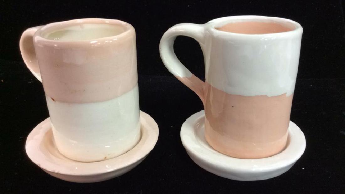 Set 16 Vintage Shurde Ceramic Espresso Mugs W - 5