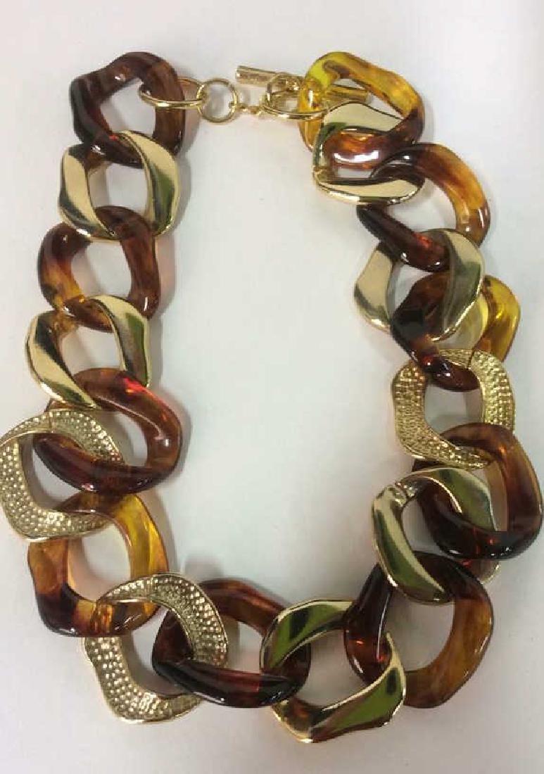 Vintage Nieman Marcus Link Necklace