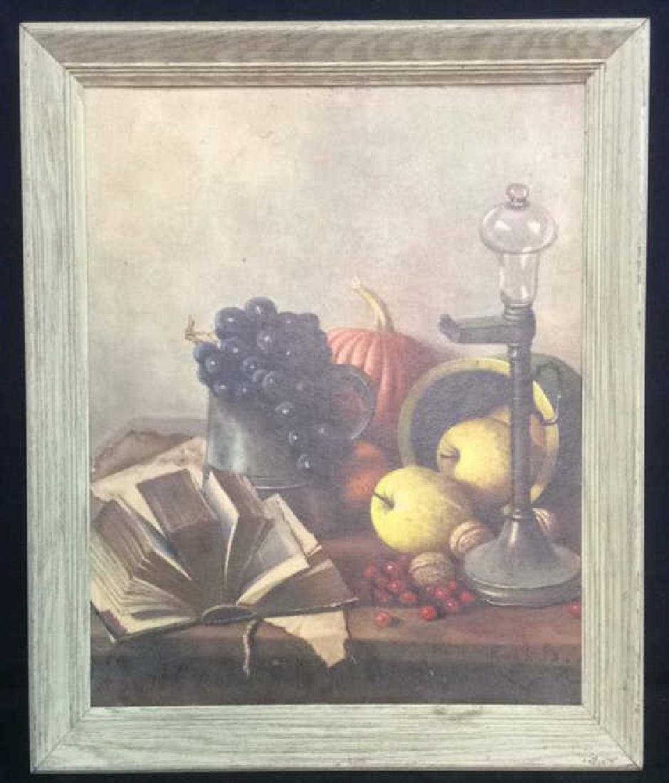 HANK BOS Fruit Still Life Prints