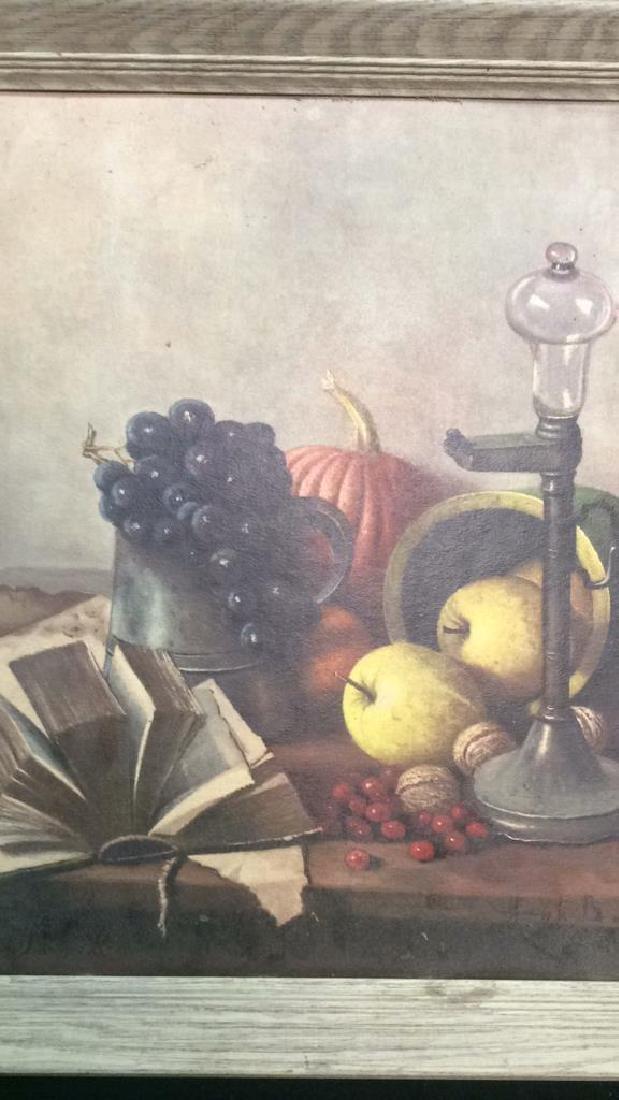 HANK BOS Fruit Still Life Prints - 4