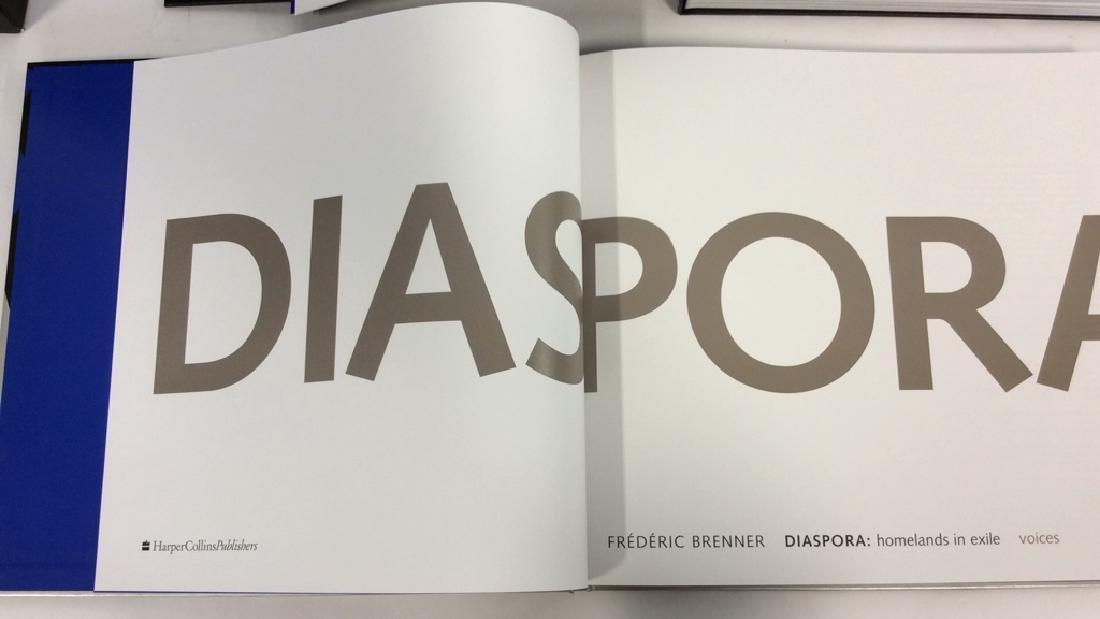 Pair 'Diaspora; Homelands in Exile' Books - 2