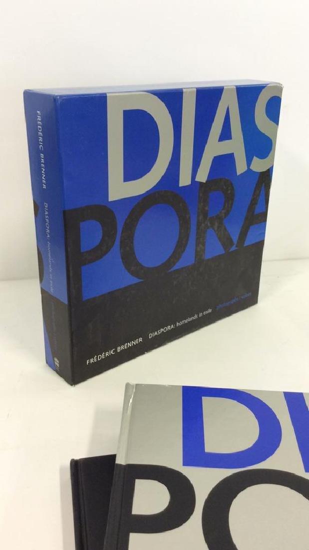 Pair 'Diaspora; Homelands in Exile' Books - 8