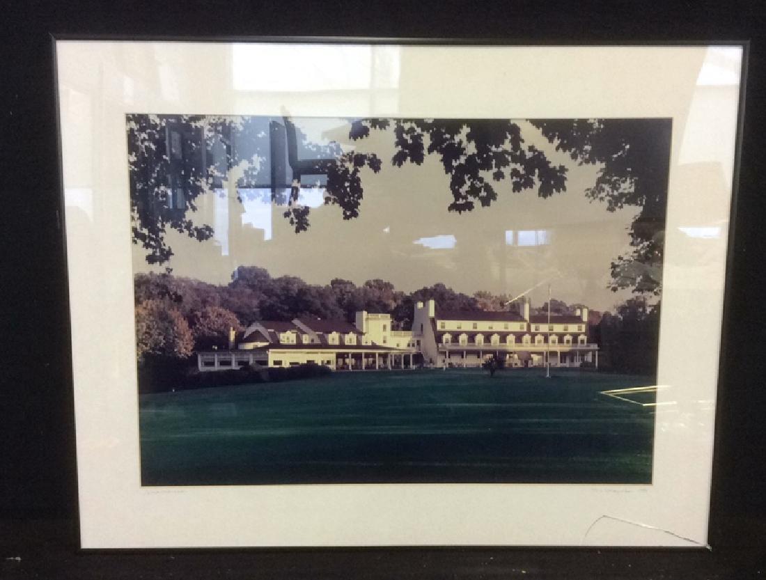 Framed Landscape Photo Print - 2