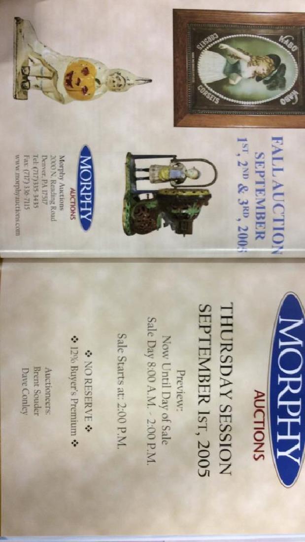 Lot 4 Collectibles Auction Catalogue Books - 10