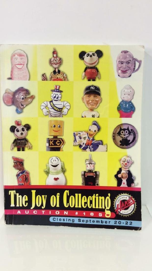 Lot 4 Collectibles Auction Catalogue Books - 7