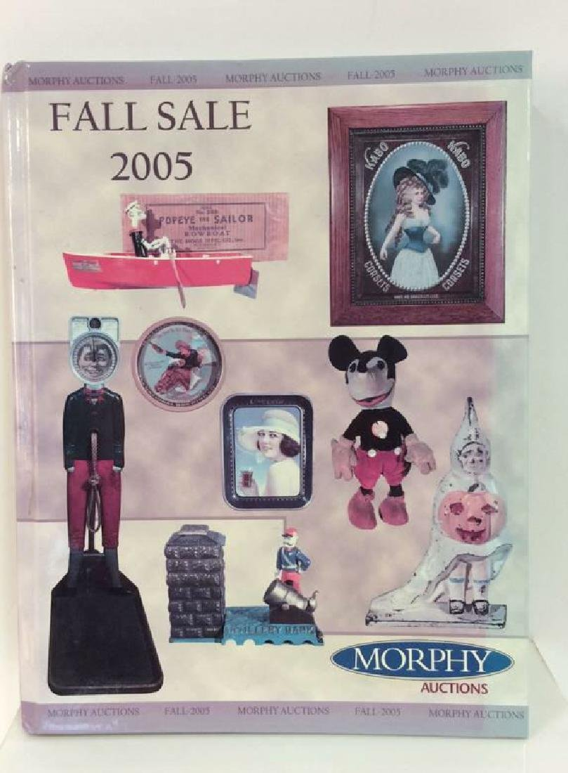 Lot 4 Collectibles Auction Catalogue Books - 9