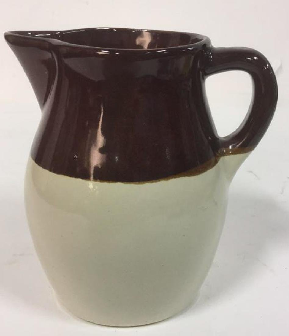 Roseville Marked Pottery Pitcher