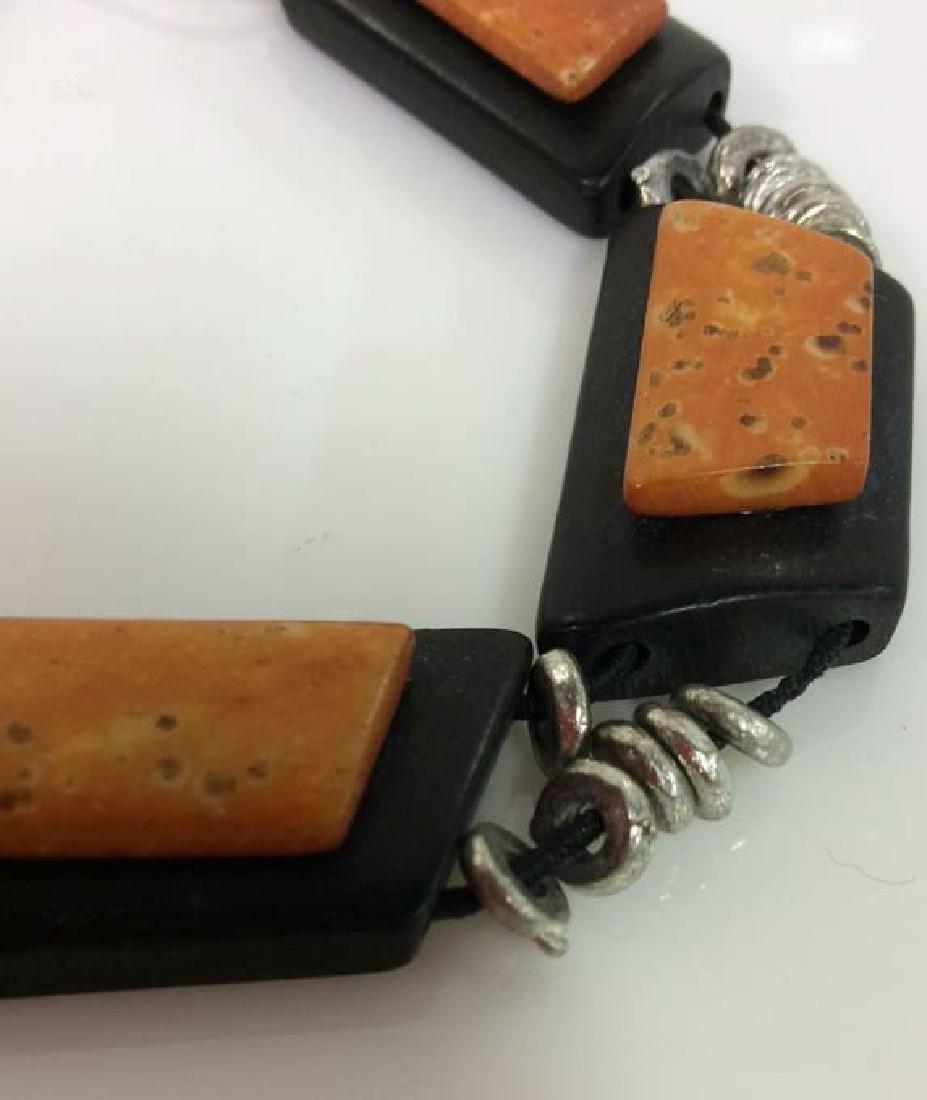 JUMALI Labeled Wood Bracelet - 2