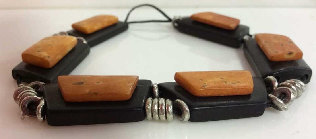 JUMALI Labeled Wood Bracelet - 3