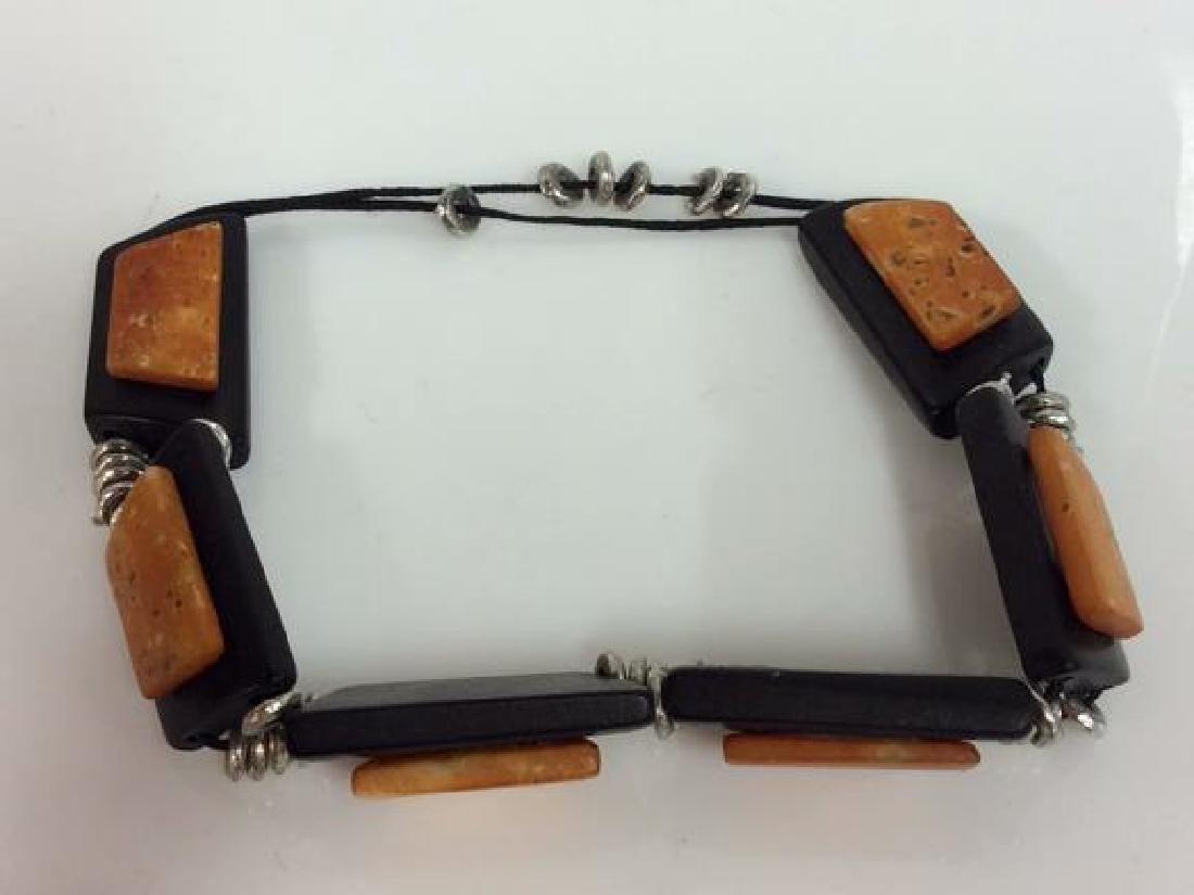 JUMALI Labeled Wood Bracelet - 6