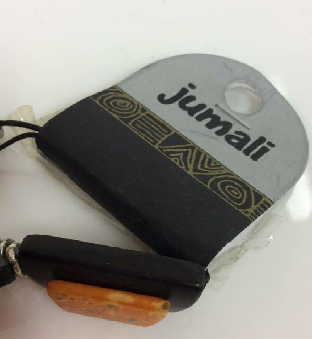JUMALI Labeled Wood Bracelet - 7