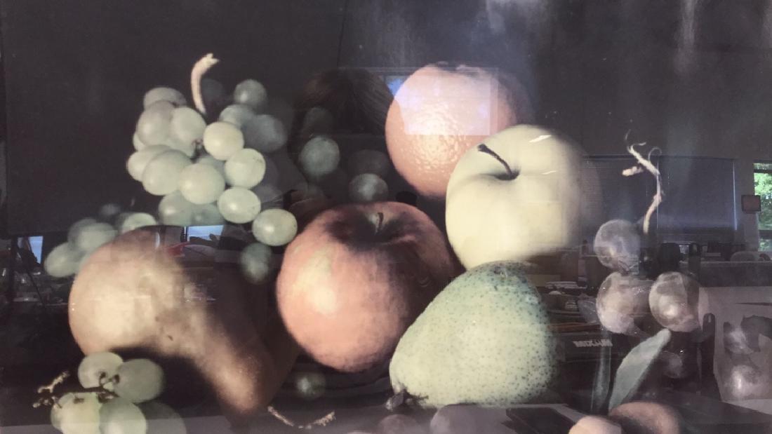 Framed Print Of Still-life Fruit Photo - 2