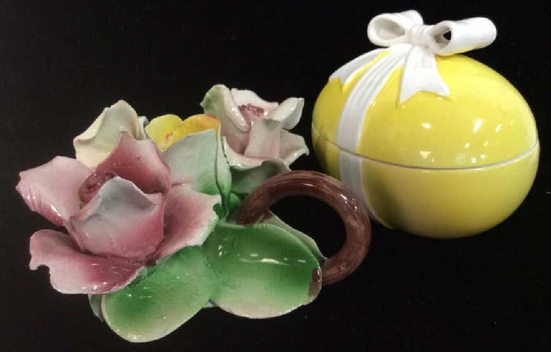 Porcelain Tabletop Accessories