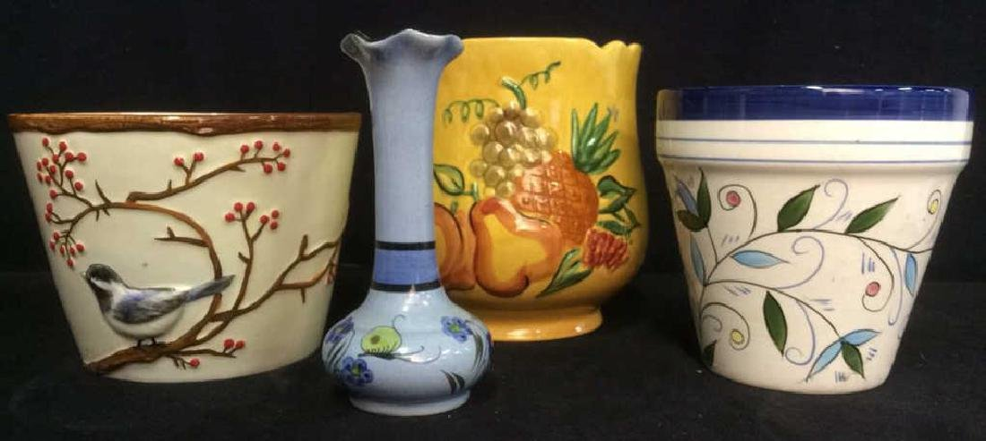 Lot 4 Ceramic Accessories